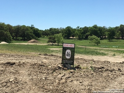 Boerne Residential Lots & Land For Sale: 103 Chama Dr
