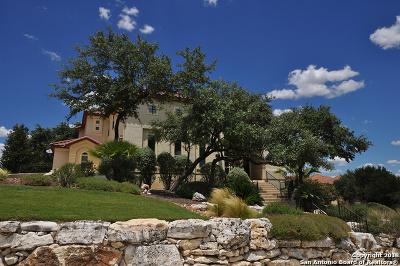 San Antonio Single Family Home New: 318 Timers Edge