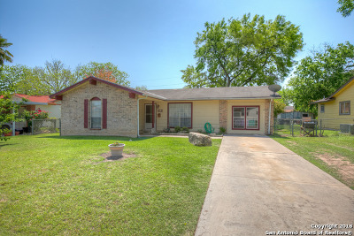 Schertz Single Family Home New: 412 Marilyn Drive