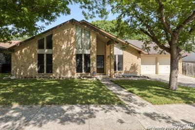 San Antonio Single Family Home New: 7055 Forest Meadow St