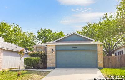 San Antonio Single Family Home New: 15043 Spring Mist
