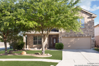 Cibolo Single Family Home New: 329 Sorenstam Way