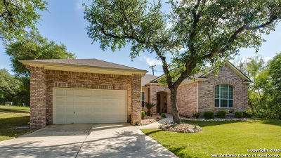 San Antonio Single Family Home New: 12603 Pine Warbler