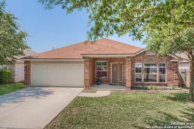 Bexar County Single Family Home New: 9023 Liberty View