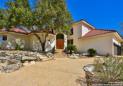 Bexar County, Kendall County Single Family Home New: 54 Falls Terrace