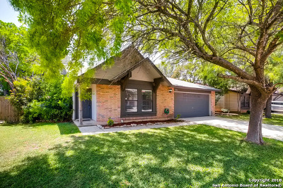 San Antonio Single Family Home New: 9406 Valley Bend