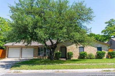San Antonio Single Family Home New: 13210 El Mirador St