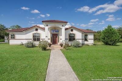 San Antonio Single Family Home New: 8806 Mission Rd