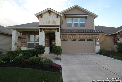 San Antonio Single Family Home New: 8815 Liberty Sky