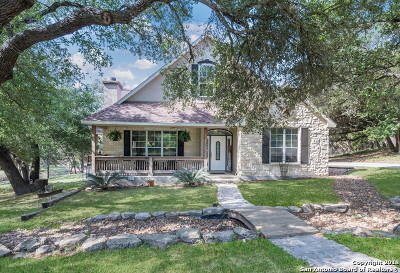 Bulverde Single Family Home For Sale: 2390 Casey Rd