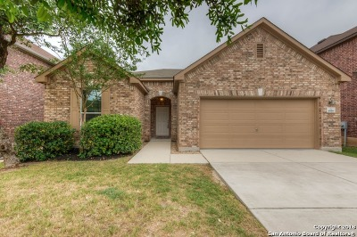 San Antonio Single Family Home New: 4526 Bexley Trail