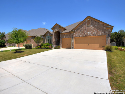 Helotes Single Family Home For Sale: 10427 Foxen Way