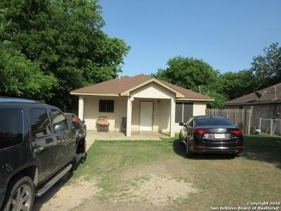 San Antonio TX Single Family Home New: $105,000