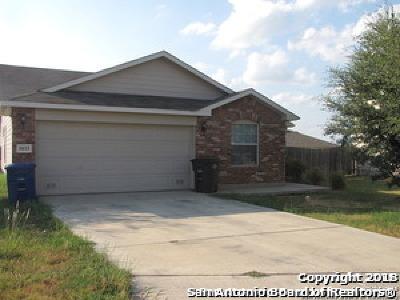San Antonio TX Single Family Home New: $157,500