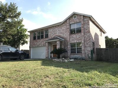 San Antonio Single Family Home New: 11073 Cedar Park