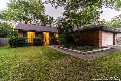 San Antonio Single Family Home New: 14515 Ridge Glen Dr