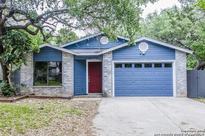 San Antonio Single Family Home New: 12910 Hunters Moon