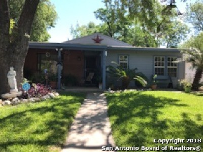 San Antonio Single Family Home New: 302 Westmoreland Dr