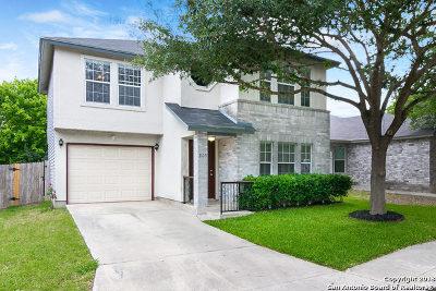 San Antonio Single Family Home New: 1103 Ranger Peak