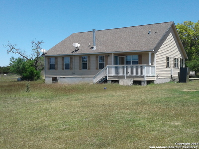 Bandera TX Single Family Home New: $275,000