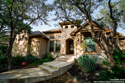 San Antonio Single Family Home New: 26110 Sunny Meadow
