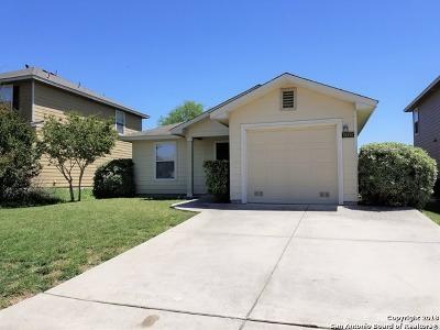 Converse Single Family Home New: 6606 Poseidon Way