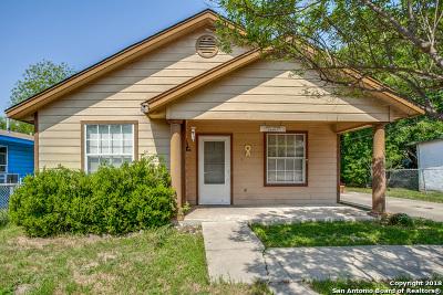 San Antonio Single Family Home New: 361 San Gabriel Ave
