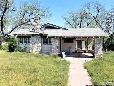 San Antonio Single Family Home New: 1729 Rivas St