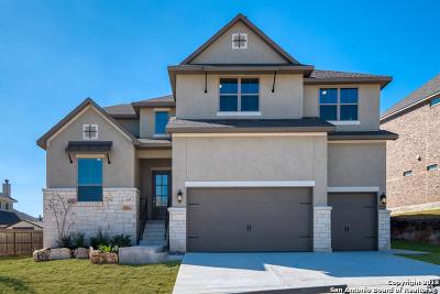 Bexar County Single Family Home New: 28511 Tristant Ridge