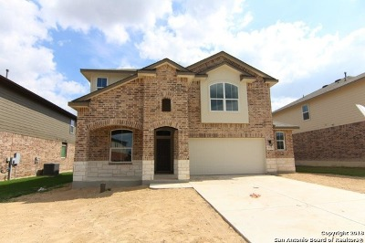 San Antonio Single Family Home New: 15214 McKays Lark