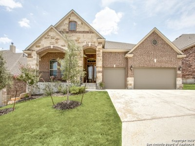 Boerne Single Family Home New: 8518 Nichols Stone