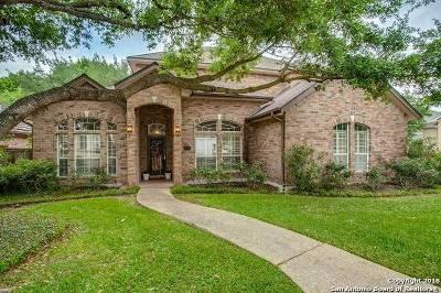 San Antonio Single Family Home New: 13 Waldenshire