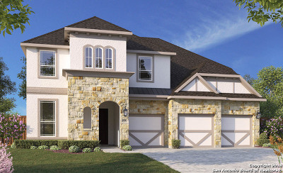 Boerne Single Family Home New: 141 Destiny