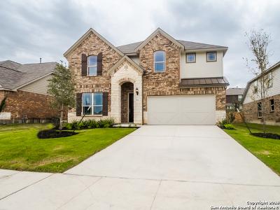 Schertz Single Family Home New: 2812 Red Tip