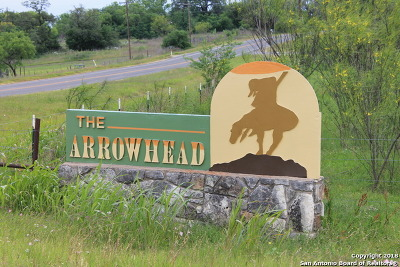 Floresville Residential Lots & Land For Sale: 343 Broken Arrow