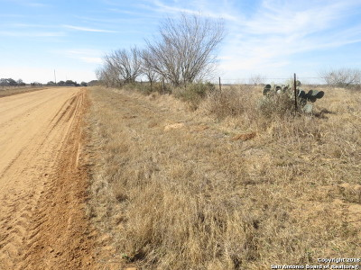 Atascosa County Residential Lots & Land For Sale: 000 Brown Road