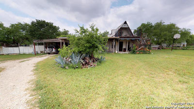 San Antonio Single Family Home New: 15760 State Highway 16 S