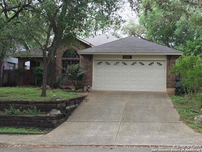 San Antonio Single Family Home New: 13911 Cedar Canyon