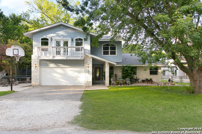Guadalupe County Single Family Home New: 881 Shadylon Ln