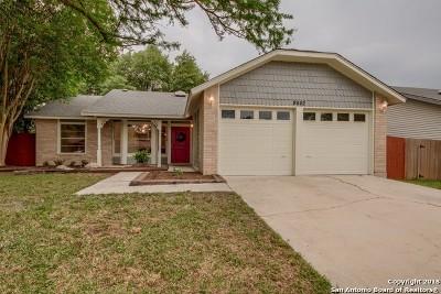 San Antonio Single Family Home New: 9442 Greens Pt