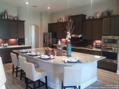 Bexar County Single Family Home New: 8607 Gelvani Vina