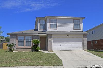 San Antonio Single Family Home New: 7239 Carriage Fern