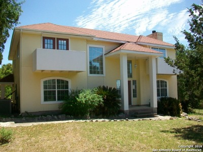 Bulverde Single Family Home New: 31418 Panther Dr