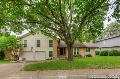 San Antonio Single Family Home New: 15115 Mule Tree St