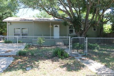 San Antonio Single Family Home New: 9626 Heidelberg St