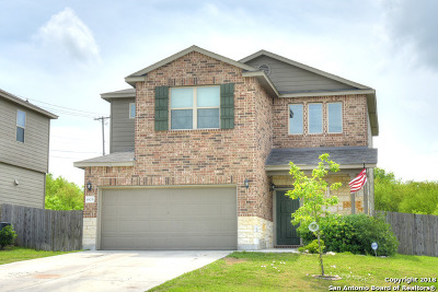 New Braunfels Single Family Home New: 605 Community Dr