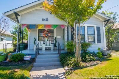 San Antonio Single Family Home New: 330 Helena St