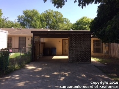 San Antonio Single Family Home New: 5514 Little Creek St