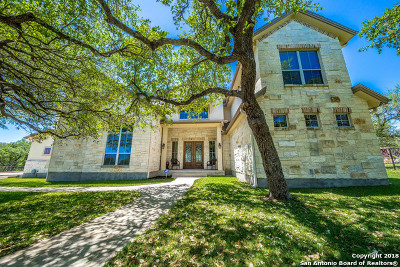 New Braunfels Single Family Home For Sale: 614 Cambridge Dr