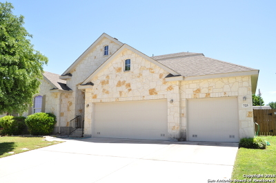 Guadalupe County Single Family Home New: 725 Bethpage Ct